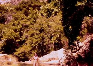 Flashback to 2003 when we discovered Chalares canyon in Ikaria. What happened then and what happened afterwards.