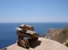 Cairn in Kourelos