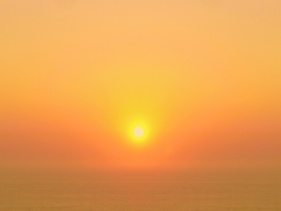 My idiosyncratic Ikarian sunrise
