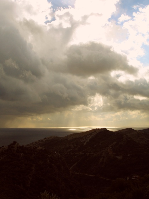 Ikaria After the storm 1