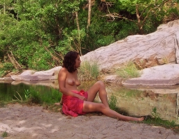 Modeling for nature - Ikaria 2003