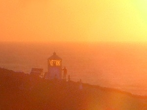 sunset lighthouse 3