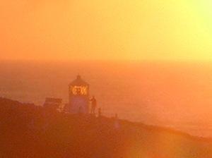 sunset lighthouse 3