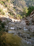 The leveled riverbed 1