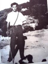 Μίκης Θεοδωράκης 1947 Ικαρία