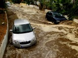 Στο μπλογκ της Ελένης: 'Image from the flashflood of October, 2011 in Ikaria