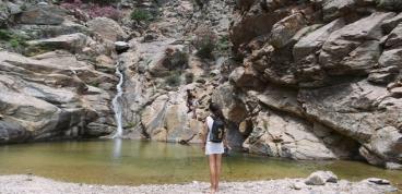 OPS Ikarias explore Ryakas canyon