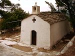 Ikaria blog 207: Agios Panteleimon, a chapel lost somewhere in the landscape
