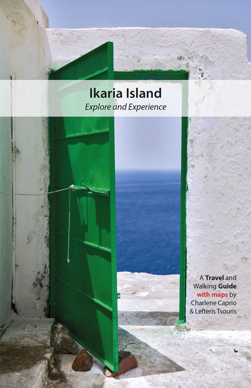 Ikaria Guidebook cover