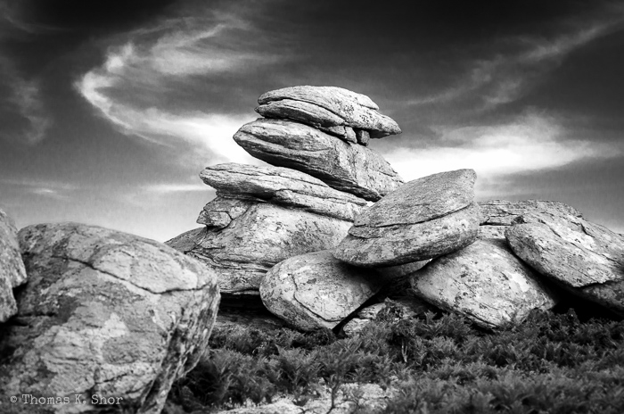 SCULPTURE GARDEN OF THE GODS, animated landscape photography from the Greek island of Ikaria by Thomas K. Shor