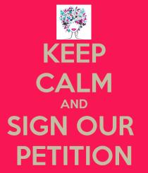 Κeep calm and sign our petition against 110 turbines in Ιkaria