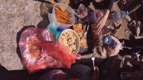 Picture 55: Oasificators' lunch