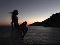 Nighty night from Ikaria