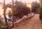 The Seminar's camping site in Ai Giannis