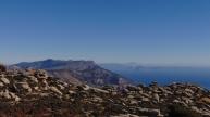The amazing stony plateaus of mt Atheras, Ikaria